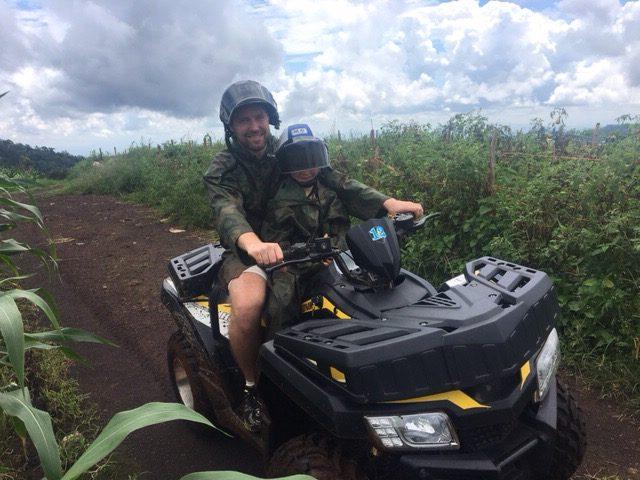 ATV-tur i Chiang Mai