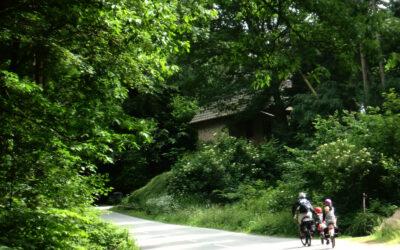Sommerferie på 2 hjul igennem Jylland