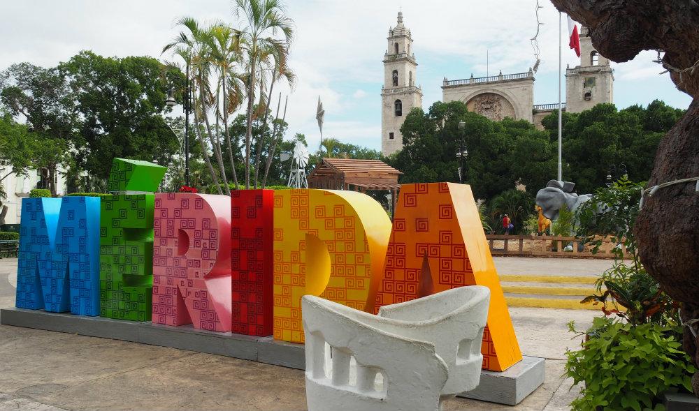 Merida -  Catedral de Mérida